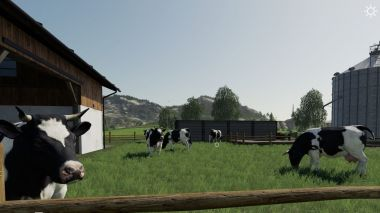 Farming Simulator 19 : un jeu vachement bien / © Capture d'écran / Giants Software
