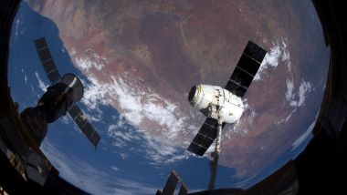 La Station Spatiale Internationale / © MAXPPP/MAXPPP