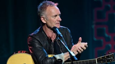 Sting en janvier 2020. / © Andrew Toth / GETTY IMAGES NORTH AMERICA / Getty Images via AFP