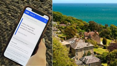 La paisible île de Wight va servir de terrain d'expérimentation à la nouvelle application du gouvernement britannique pour contrôler l'épidémie de Covid-19. / © PAUL ELLIS / BRITAIN'S DEPARTMENT OF HEALTH / AFP - O. Protze/picture alliance / Arco Images G/Newscom/MaxPPP