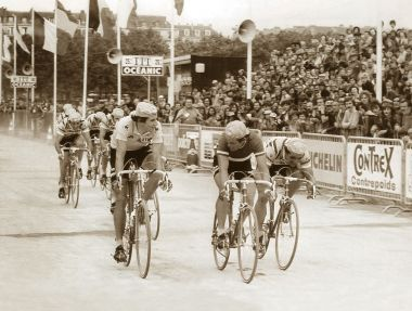 Passage du Tour de France en Charente-Maritime / © Collection Jacques Bossis
