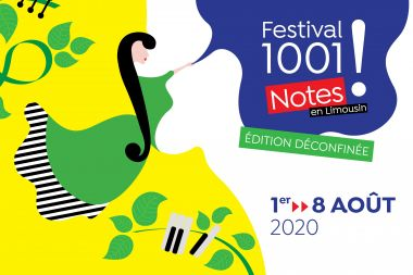 Le Festival 1001 notes en Haute-Vienne / © 1001 notes