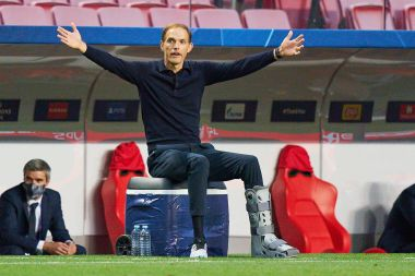 Thomas Tuchel n'a pas vraiment le chois dans la composition de son groupe. / © picture alliance / Peter Schatz/Newscom/MaxPPP