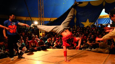 Battle de breakdance