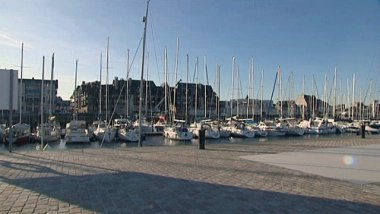 Le port de plaisance de Deauville / © France 3 Basse-Normandie
