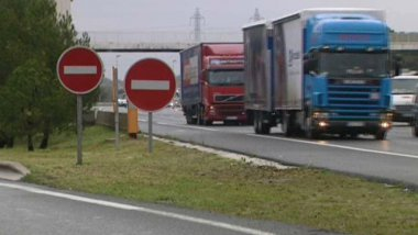 Sens interdit sur l' A 75 / © France 3 LR