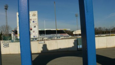 Carcassonne - stade Albert Domec - archives