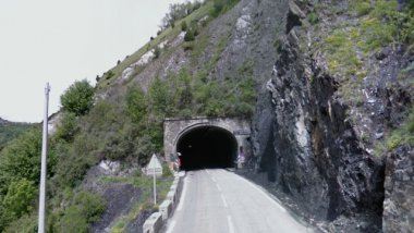 Grand tunnel du Chambon / © Google Street View