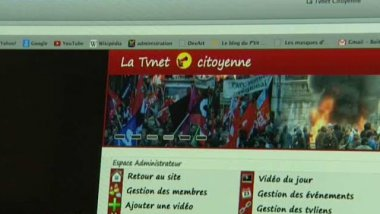 tvnetcitoyenne.com, la télé made in Chambéry / © France 3 Alpes