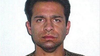 Israel Vallarta, ex-compagnon de Florence Cassez, après son arrestation en 2005. / © AFP PHOTO PROCURADURIA GENERAL DE LA REPUBLICA