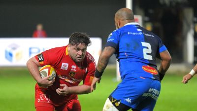 Rugby : l'USAP conserve Enzo Forletta