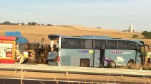 Accident bus A4