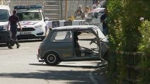 Accident mortel au rallye des remparts