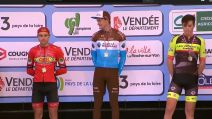 podium tour de vendée 2018