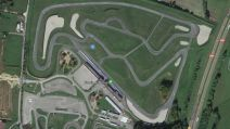 circuit de Bresse - capture Google maps