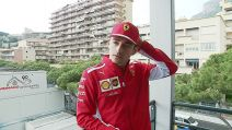 Charles leclerc ITW
