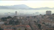 Pollution de l'air à Marseille