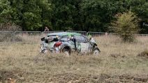 F3 - accident rallye Cardabelles - 12.1019