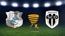 Coupe de la Ligue_Amiens SC vs Angers SCO