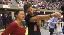 saint-nazaire volley-ball SNVBA gilles gosselin ministre des sports roxana maracineanu france 3