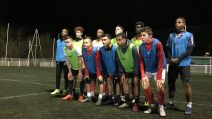 AS Le Mans Villaret - Coupe Gambardella 10/01/2020
