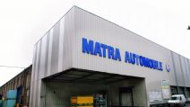 matra automobile romorantin