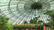 F3 DOME BEAUVAL SERRE TROPICAL TOURISME ZOOPARC ZOO ANIMAUX
