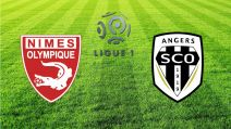 Nîmes - AngersSCO