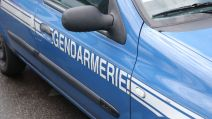 illustration gendarmerie voiture Maxppp
