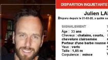 police disparition inquiétante julien labeyrie bègles 26/03/2020