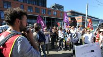 Manifestation Urgences CHU Purpan de Toulouse