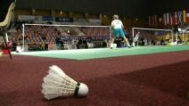 French International badminton