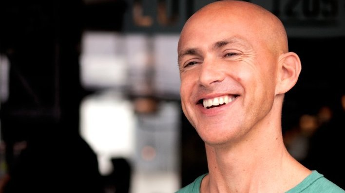 3 questions à... Andy Puddicombe (Headspace)