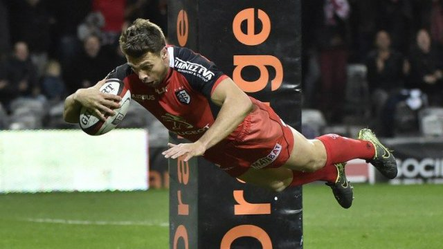 Top 14: Vincent Clerc signe pour un an à Toulon