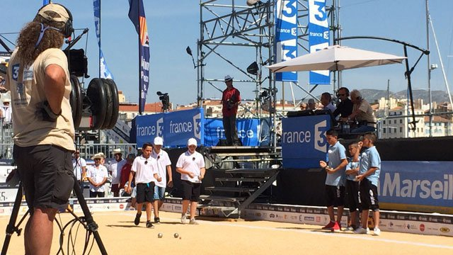 ► VIDEO. Le best of du Mondial La Marseillaise à pétanque 2016