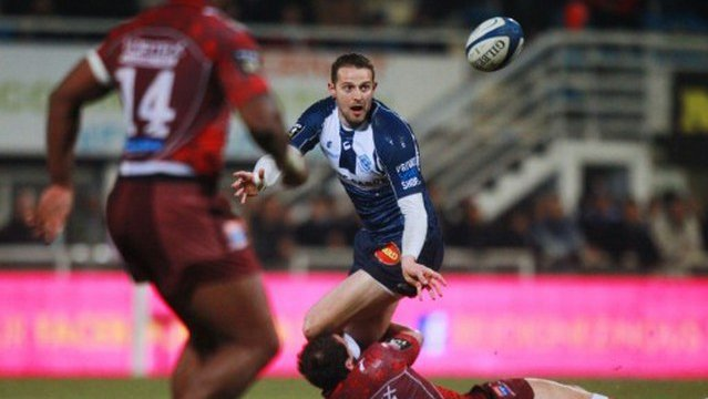 RC Toulon : l'Australien Matthew Carraro reste, comme joueur additionnel