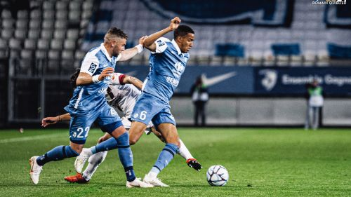 "Football, Ligue 2 : revers cinglant 1 but à 2 du GF38 face à Clermont : ""la défaite qui complique tout"""